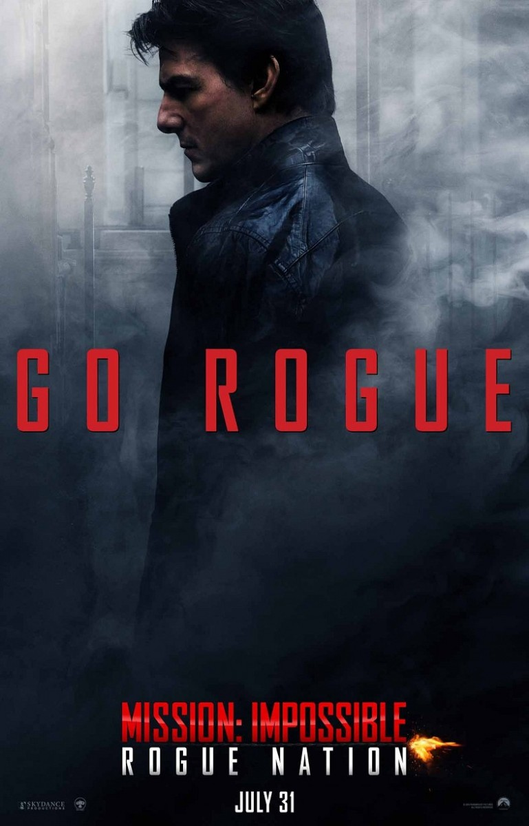 MISSION: IMPOSSIBLE – ROGUE NATION | the movie revue