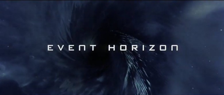 event horizon opening title card